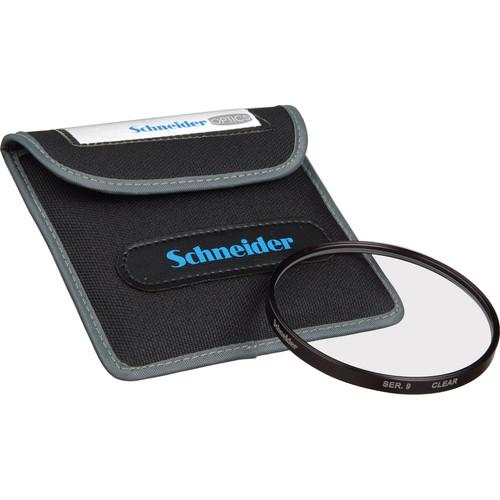 Schneider Series 9 Optical Flat Clear Filter
