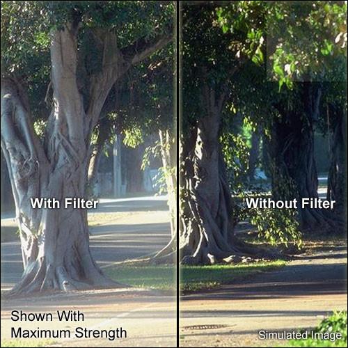 """Schneider 6.6x6.6"""" Digicon 1/8 Glass Filter"""