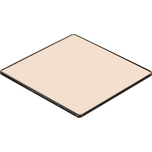"""Schneider 4x4"""" Solid Color Maui Brown 1  Water White Glass Filter"""