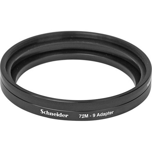 Schneider 72mm-Series 9 Adapter Ring