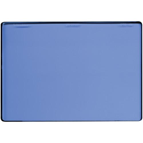 "Schneider 4 x 5.65"" Color Temperature Blue 1/4 Filter"