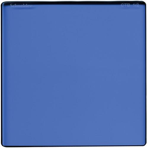 "Schneider 5 x 5"" Color Temperature Blue 1/2 Filter"