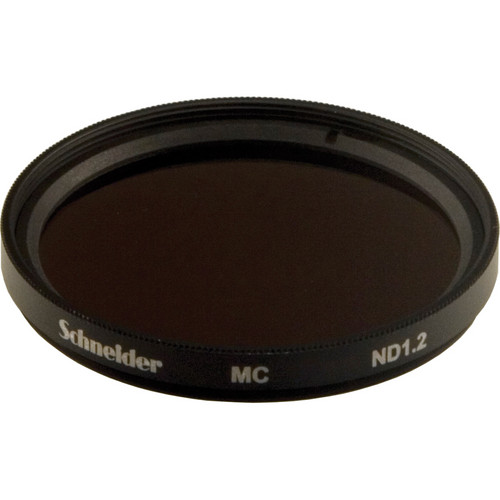Schneider 77mm Solid Neutral Density 1.2 Filter (4-Stop)