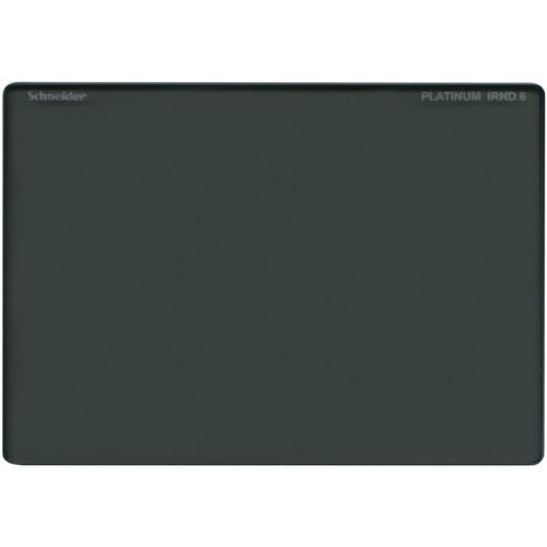 """Schneider 4 x 5.65"""" MPTV Platinum IRND 0.6 Filter"""