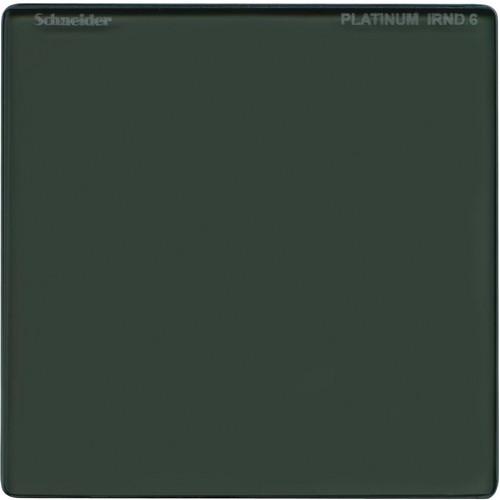 """Schneider 5.65 x 5.65"""" MPTV Platinum IRND 0.6 Filter"""