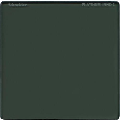"""Schneider 5 x 5"""" Platinum IRND 0.6 Filter (2-Stop)"""