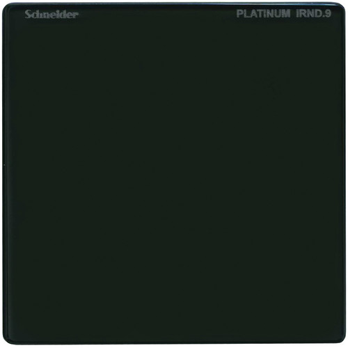 """Schneider 5 x 5"""" Platinum IRND 0.9 Filter (3-Stop)"""