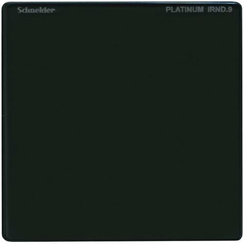 """Schneider 6.6 x 6.6"""" MPTV Platinum IRND 0.9 Filter"""