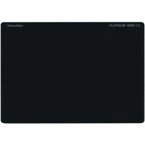 """Schneider 4 x 5.65"""" MPTV Platinum IRND 1.2 Filter"""