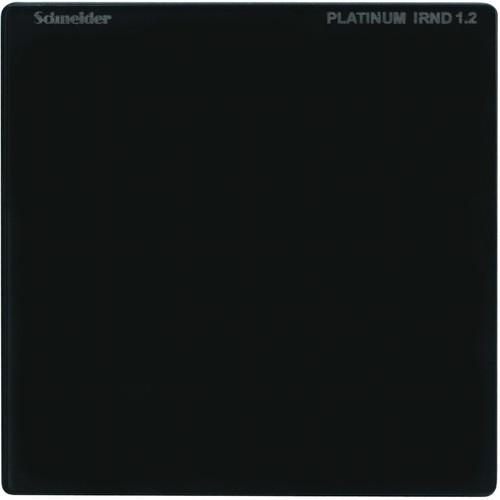 """Schneider 5.65 x 5.65"""" MPTV Platinum IRND 1.2 Filter"""