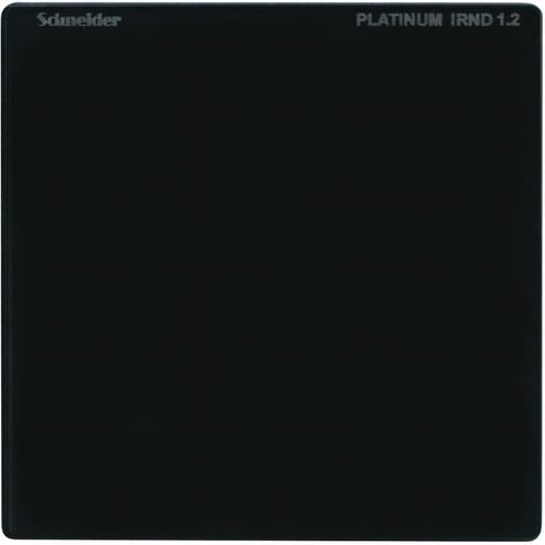 """Schneider 5 x 5"""" Platinum IRND 1.2 Filter (4-Stop)"""