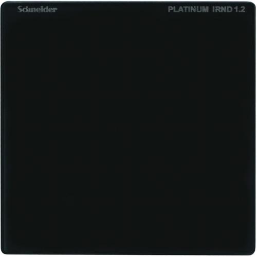 """Schneider 6.6 x 6.6"""" MPTV Platinum IRND 1.2 Filter"""