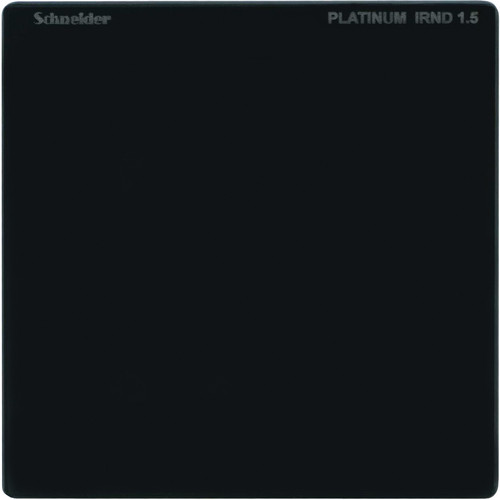 """Schneider 4 x 4"""" Platinum IRND 1.5 Filter (5 Stop)"""