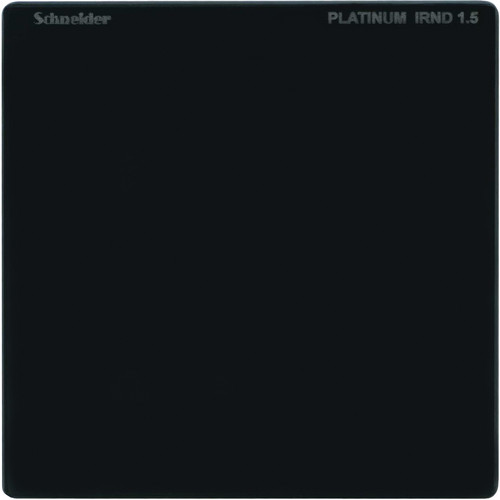 """Schneider 5 x 5"""" Platinum IRND 1.5 Filter (5-Stop)"""