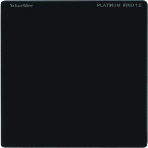"""Schneider 6.6 x 6.6"""" MPTV Platinum IRND 1.5 Filter"""