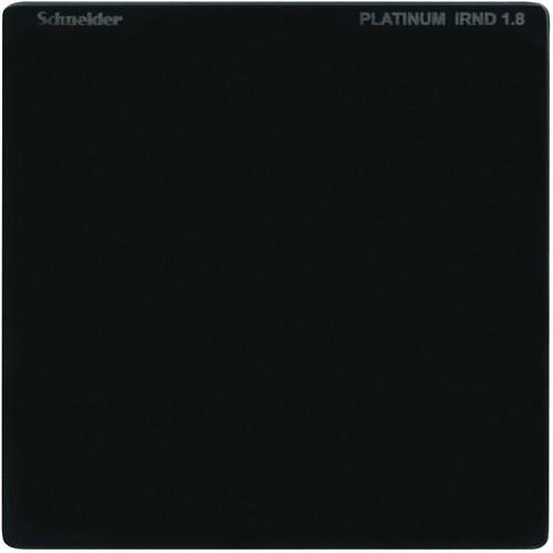 """Schneider 4 x 4"""" Platinum IRND 1.8 Filter (6 Stop)"""