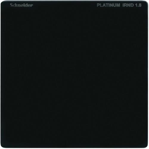 """Schneider 5.65 x 5.65"""" MPTV Platinum IRND 1.8 Filter"""