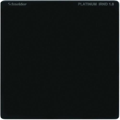 """Schneider 6.6 x 6.6"""" MPTV Platinum IRND 1.8 Filter"""