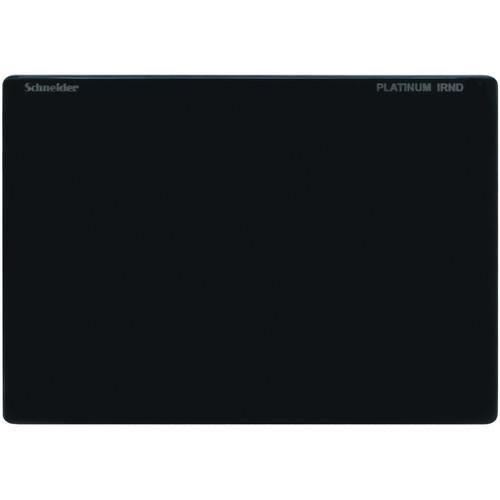 """Schneider 4 x 5.65"""" Platinum IRND 2.1 Filter (7-Stop)"""