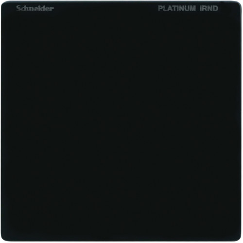 """Schneider 6.6 x 6.6"""" Platinum IRND 2.1 Filter (7 Stop)"""