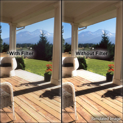 "Schneider Double Classic Black Soft 1/2 Filter (4 x 5.65"")"