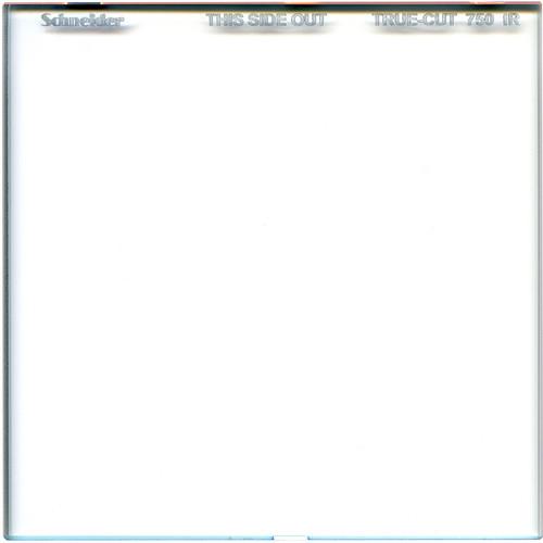 """Schneider 4 x 5.65"""" Tru-Cut Ultraviolet (UV) Infrared (IR) 750 Blocking Filter"""