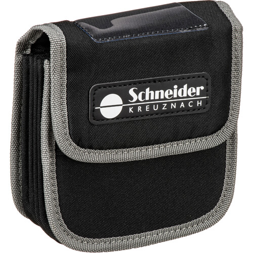 "Schneider 4 x 4"" Five Slot Filter Pouch"