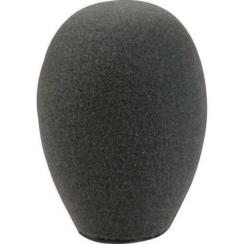 Schoeps B-5D Hollow Foam Windscreen for Light Wind Noise and as a close-speech guard (Gray)
