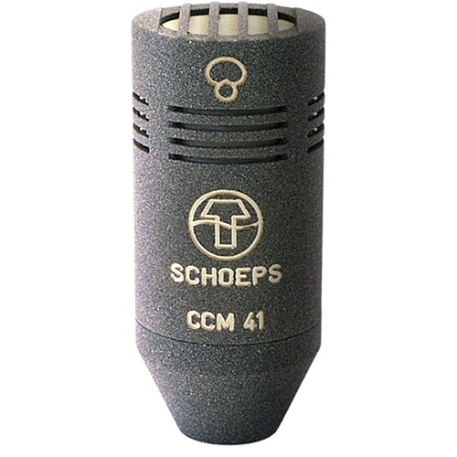 Schoeps CCM41 LG Supercardioid Compact Microphone
