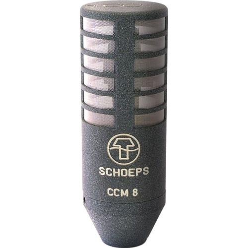 Schoeps CCM8 UG Figure-Eight Compact Microphone