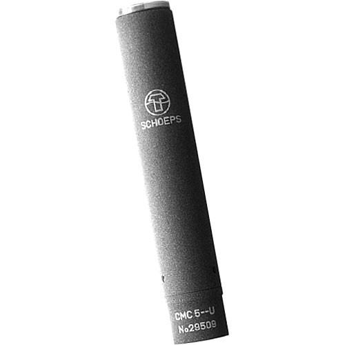 Schoeps Colette CMC 5 U Microphone Amplifier (Matte Gray)