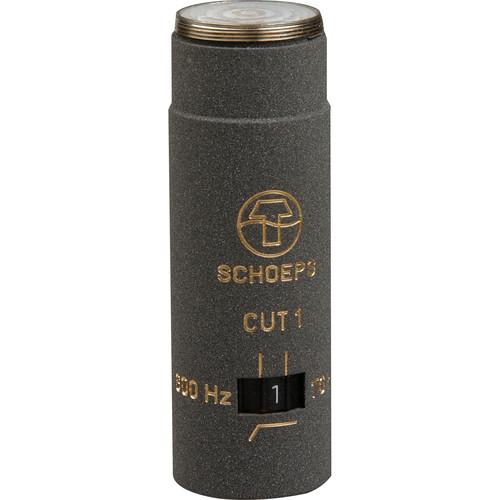 Schoeps Cut 1 - Colette Series Low-Cut Filter