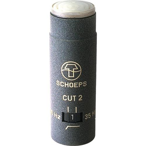 Schoeps Cut 2 - Colette Series Low-Cut Filter (Gray)