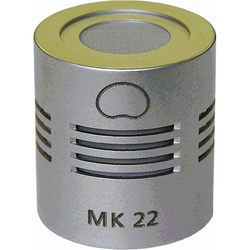 Schoeps MK22 Open Cardioid Capsule for the CCM 22 Compact Microphone