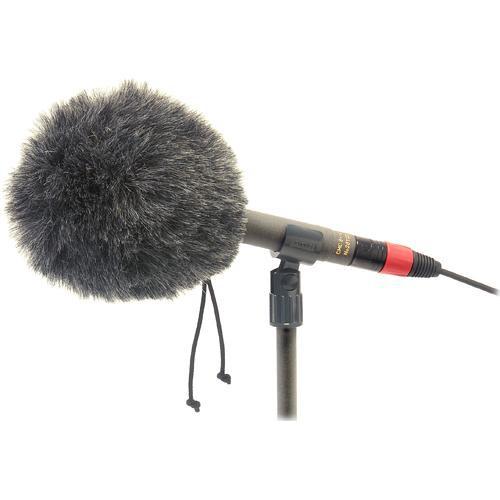 """Schoeps W20R1 Basket Windscreen and Fur Overcoat for Handheld Microphones (3"""") (7.62cm)"""