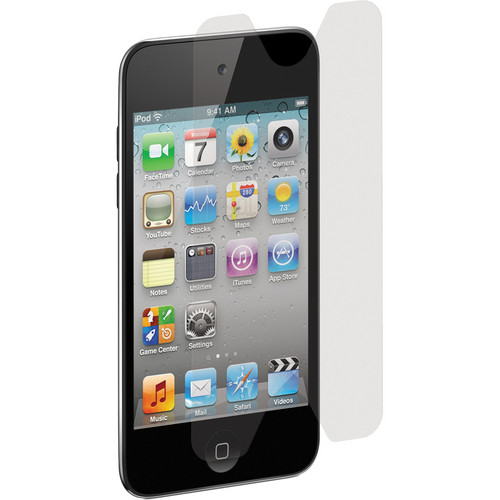 Scosche satinSHIELD t4 - 2 Anti-glare Screen Protectors for iPod touch (Gen 4, Pack of Two)