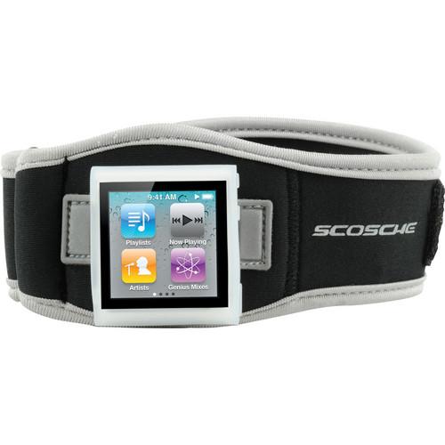 Scosche soundKASE n6 - Sport Case for iPod Nano (Gen 6)