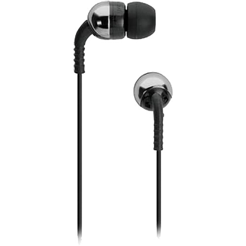 Scosche Increased Dynamic Range Earphones with tapLINE II Mic and Remote