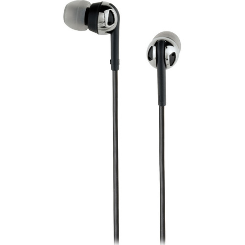 Scosche Premium Increased Dynamic Range Earphones with tapLINE III Remote