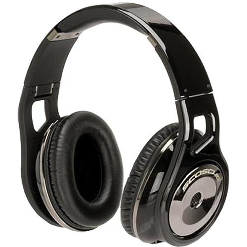 Scosche RH1056md Reference Headphones (Black)