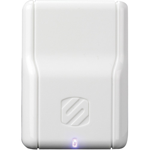 Scosche reVOLT h2 Dual USB Wall Charger (White)