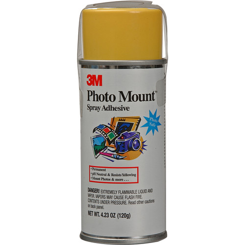 Scotch Photo-Mount Spray - 2oz.