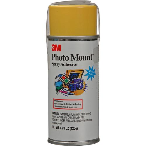 Scotch Photo-Mount Spray - 2oz.