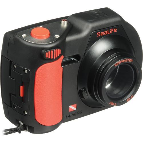 SeaLife DC1400 Underwater Digital Camera (Red)