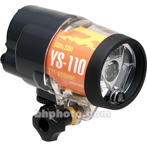 Sea & Sea YS-110 Strobe Head Only