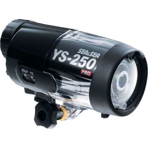 Sea & Sea YS-250PRO Strobe Head Only