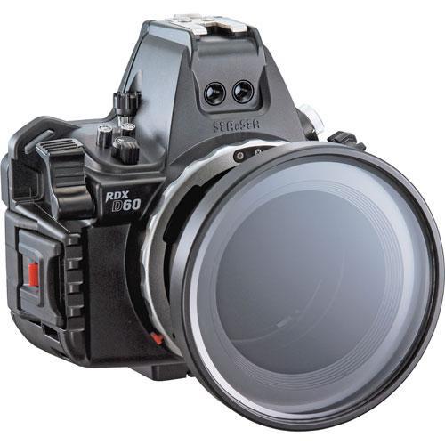Sea & Sea RDX-D60 Underwater Housing for Nikon D60 & D40