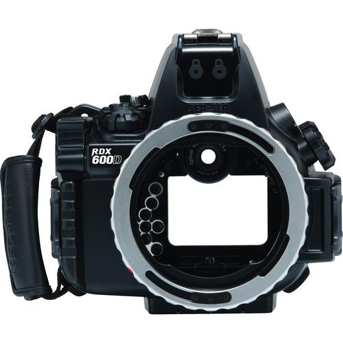 Sea & Sea RDX-600D Underwater Housing for Canon EOS Rebel T3i