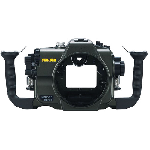 Sea & Sea MDX-5D Underwater Housing For Canon EOS 5D Mark III