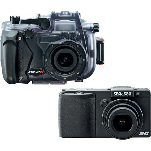 Sea & Sea DX-2G UW Digital Camera